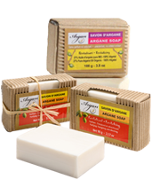 Argan Soap & Snail secretion